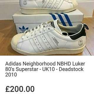 Adidas luker neighborhood rare item