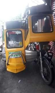 Tricycle with imus franchise and toda member