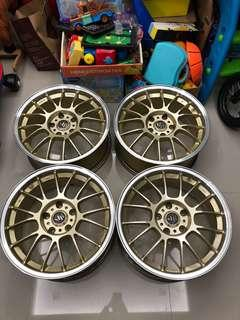 authentic wheels from japan