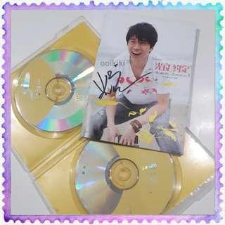 Michael Wong Autograph Commitment 2 CDs Album 光良约定亲笔签名正版专辑