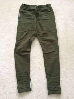 I Love Ugly Zespy Pants (Olive) Size 30