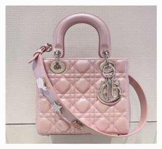 cc3fab094c7 BN Dior MINI J ADIOR FLAP, Luxury, Bags   Wallets, Handbags on Carousell