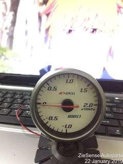 Boost meter Apexi EL2 mekanikal