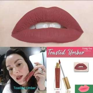 TOASTED UMBER - Butterfly Kisses Lipstick
