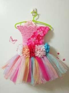 Baby Flower Fairy Costume