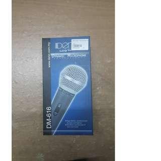 Denn DM-616 Dynamic Professional Microphone
