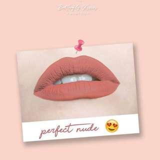 HONEY BEIGE - Butterfly Kisses Lipstick