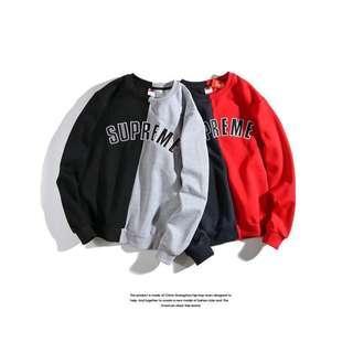 Unisex Supreme Sweater Pullover (Preorder)