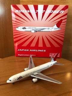 Phoenix 1:400 飛機模型 JAL 日航 B767