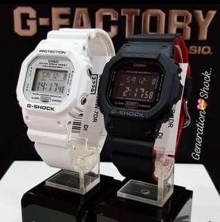 DEADPOOL🌟THEME in COUPLE💝SET GSHOCK DIVER SPORTS WATCHES : 1-YEAR OFFICIAL WARRANTY: 100% Original Authentic G-SHOCK: Best For Most Rough Users & Unisex: DW-5600MW-7 + DW-5600HR-1 / DW-5600 / DW5600 / DW5600HR / GSHOCK / BABYG / WATCH