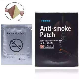 35pcs Quit Smoking Patch Anti Smoke Patch Smoking Cessation Patch Natural Herbal Ingredients patch