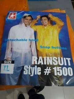 Hercules raincoat
