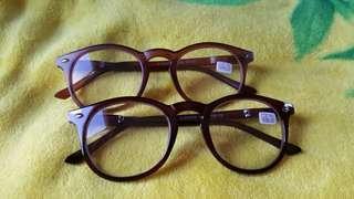 Graded Eyeglasses