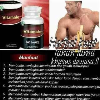Obat kuat herbal (khusus pria dewasa)