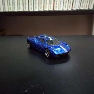 Hot wheels Pagani Huayra #MFEB20