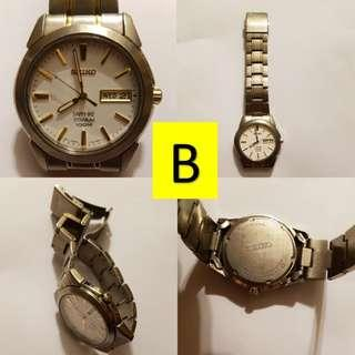 Negotiable - Seiko Watch