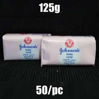 Johnson baby soapl