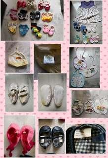 #CNY888 Bb sock, shoe, cloth...