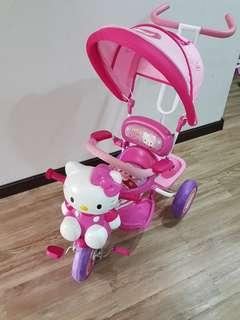 Preloved Hello Kitty Bicycles