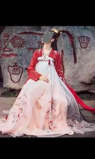 [Rental] Hanfu 漢服 Traditional Chinese Costume