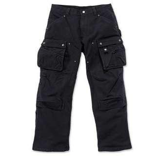 Carhartt Multi Pocket Tech Workwear Pant Black