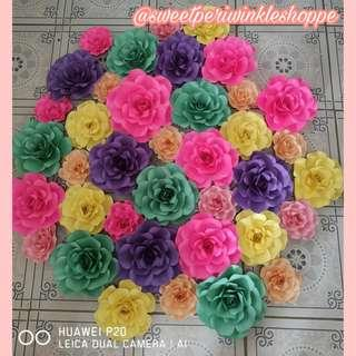 Made to Order: Paper Flowers