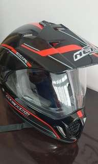 NENKI fullface helmet motorbike