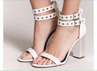 Forever21 block heels
