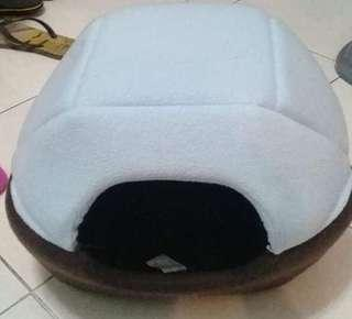 Pet dome bed 2 in 1