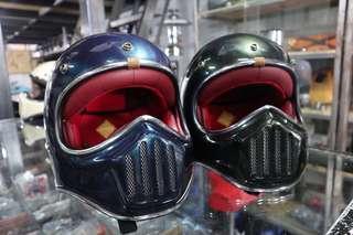 Fullface Helmets Boulter Brawler