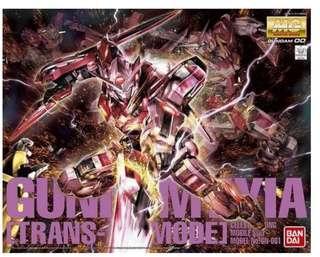 MG Exia Trans Am Gundam 豪華版(連LED燈)