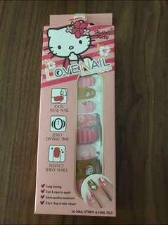 CNY Sale! Hello Kitty Nail Sticker
