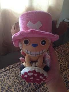 (One Piece) Chopper Plushies