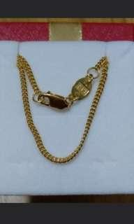 Poh Heng 916 Gold Necklaces