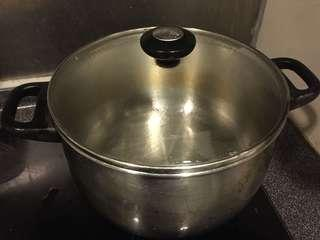 Meyer stainless steel pot