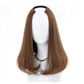 Hair Wig u shape