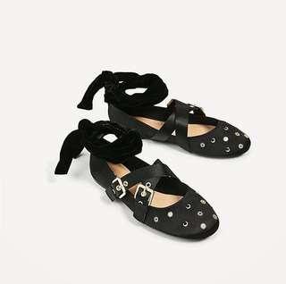 Zara Ballerina Shoes