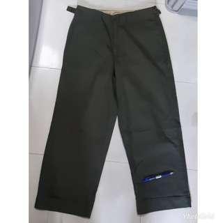 韓國買超型大濶褲