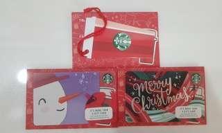 Starbucks Card Christmas