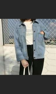 🚚 韓版✨牛仔外套