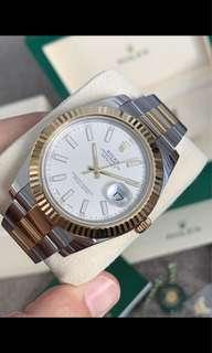 Buying all Rolex watches