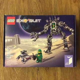 LEGO 21109 EXOSUIT
