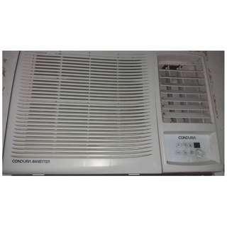 Inverter aircon window type