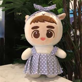 [WTS] EXO BTS DOLL CLOTHES