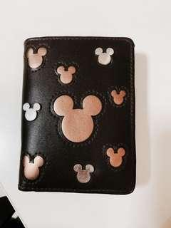 Mickey mouse wallet from Disneyland Hongkong
