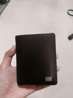 Brown Picard wallet with box