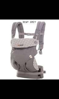 Brand New Ergo Baby Carrier