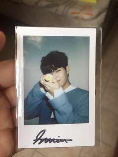 Stray Kids Seungmin Unveil Polaroid