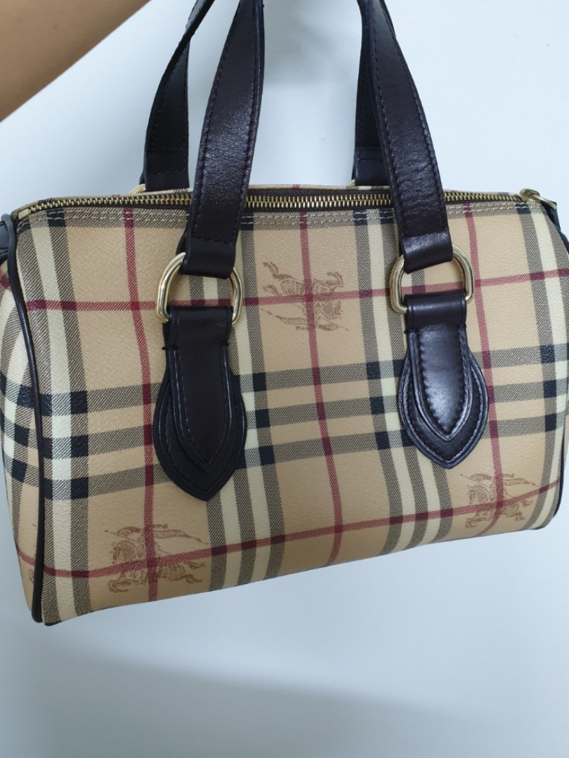 100% Authentic Burberry Speedy Bag afd5893d18ccb