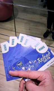 FREE RM8 Touch & Go Ewallet